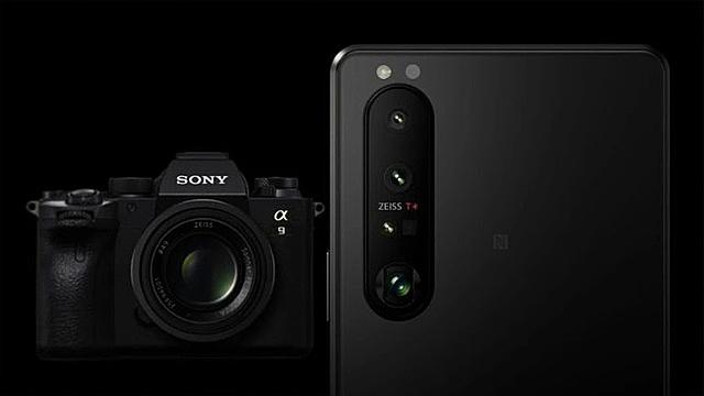 [Caption]Hệ thống camera tương tự trên cả hai sản phẩm. Ảnh: Sony.