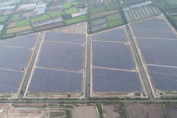 Hai nhà máy điện mặt trời đóng góp 500 tỷ doanh thu cho Sao Mai