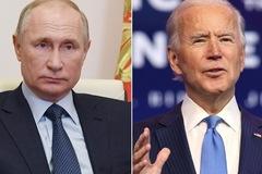 Mỹ áp loạt biện pháp trừng phạt lớn với Nga
