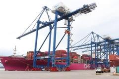 Tân Cảng - Hải Phòng được tiếp nhận tàu container 132.900 DWT từ 1/5