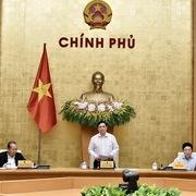 Thủ tướng Phạm Minh Chính lần đầu chủ trì phiên họp Chính phủ