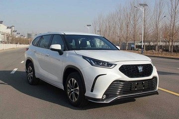 Toyota Crown phiên bản SUV sắp ra mắt