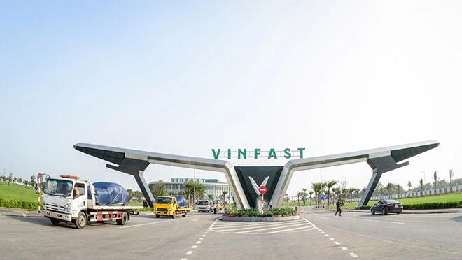 VinFast tăng vốn điều lệ lên gần 42.500 tỷ đồng