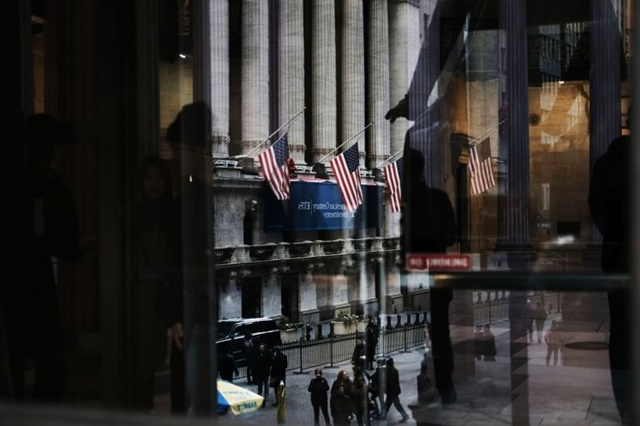 Over 550 SPACs have filed to go public on United States exchanges in the year to date, seeking to raise $162bn, according to Bloomberg data [File: Spencer Platt/Getty Images]