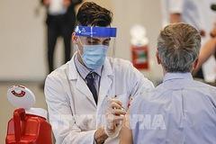 Khoảng 1% số người tiêm chủng tại Mỹ vẫn dương tính với SARS-CoV-2