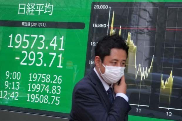 GDP Trung Quốc quý I không đạt kỳ vọng, chứng khoán châu Á tăng