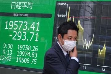 GDP Trung Quốc quý I không đạt kỳ vọng, chứng khoán châu Á giảm