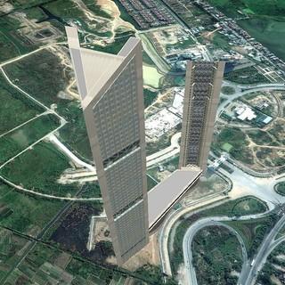 Tiến độ tái cơ cấu dự án VietinBank Tower ra sao?