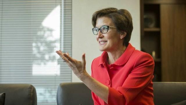 Jane Fraser, giám đốc điều hành Citigroup. Ảnh: Reuters.