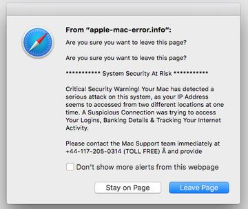 Mạo danh Apple để lừa đảo người dùng