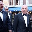 """<p class=""""Normal""""> <strong>4. François Pinault và gia đình</strong>, chủ sở hữu câu lạc bộ bóng đá Stade Rennais FC của Pháp. Gia đình Pinault kiểm soát tập đoàn Kering, đế chế thời trang xa xỉ với nhiều thương hiệu nổi tiếng như Gucci, Alexander McQueen, Yves Saint Laurent… (Ảnh: <em>Reuters</em>)</p> <p class=""""Normal""""> Tài sản: 42,3 tỷ USD, tăng 57% so với năm 2020</p> <p class=""""Normal""""> Nguồn tài sản: Hàng hóa xa xỉ</p>"""