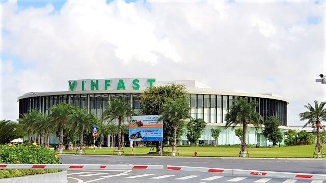 Vinhomes muốn xây nhà máy ôtô VinFast và cảng biển tại Vũng Áng