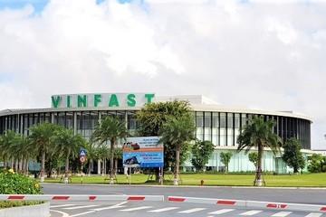 Vinhomes đề xuất làm nhà máy ô tô Vinfast và cảng biển 2.000 ha tại Vũng Áng, Hà Tĩnh