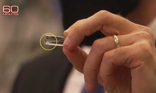 Cấy chip dưới da để xét nghiệm Covid-19