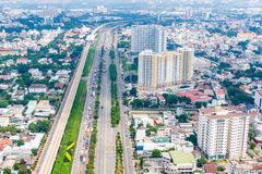 Giá căn hộ chung cư Thành phố Thủ Đức tiếp tục leo thang