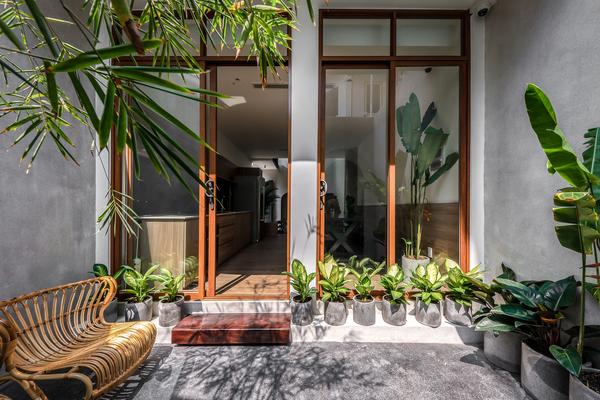 'Ngôi nhà cô đơn' của chàng trai độc thân tại TP HCM