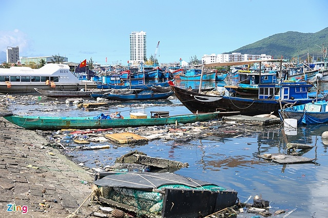 Đến năm 2030, Đà Nẵng sẽ xử lý triệt để các điểm nóng ô nhiễm môi trường. Ảnh: Đoàn Nguyên.