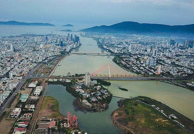 Đà Nẵng hướng đến thành phố môi trường vào năm 2030. Ảnh: Đoàn Nguyên.