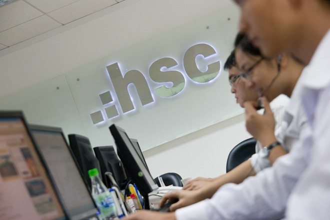 Chứng khoán HSC xin chuyển niêm yết cổ phiếu sang HNX