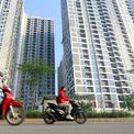 <p> Tuyến đường dài hơn 3 km chạy qua nhiều khu đô thị mới thuộc huyện Gia Lâm, trong đó có hai khu đang xây dựng với hàng chục tòa cao từ 25 đến 40 tầng.</p>