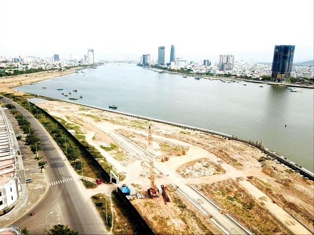 Ðà Nẵng sửa sai các dự án lấn sông, lấn biển