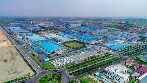 Bắc Ninh thành lập 4 khu công nghiệp hơn 1.000 ha