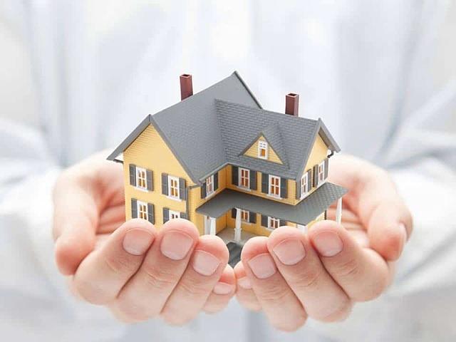 Vay mua nhà ở cần cân đôi được dòng tiền. Ảnh minh họa