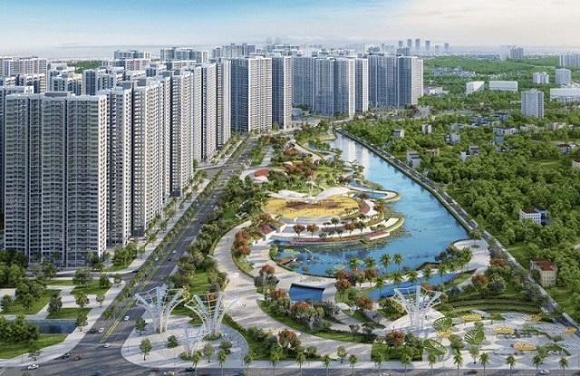 Cen Land đã thành lập chi nhánh Cen Hà Nội để tập trung bán các sản phẩm của CĐT Vinhomes.