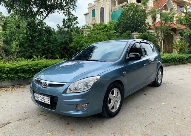 Hyundai i30 2008 - hatchback hạng C giá dưới 300 triệu đồng