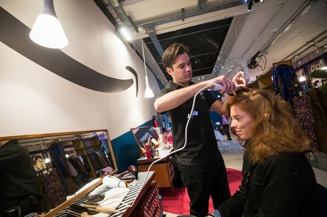 Amazon mở tiệm cắt tóc
