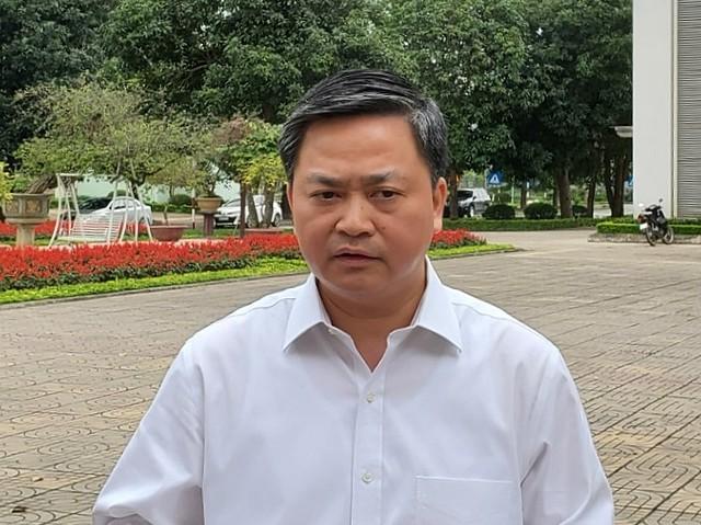 Chủ tịch HĐQT VietinBank, ông Lê Đức Thọ. Ảnh: L.H