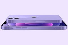 Người Trung Quốc 'phát cuồng' với iPhone 12 màu tím