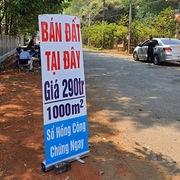Trị 'sốt đất', HoREA đề xuất hàng loạt loại thuế
