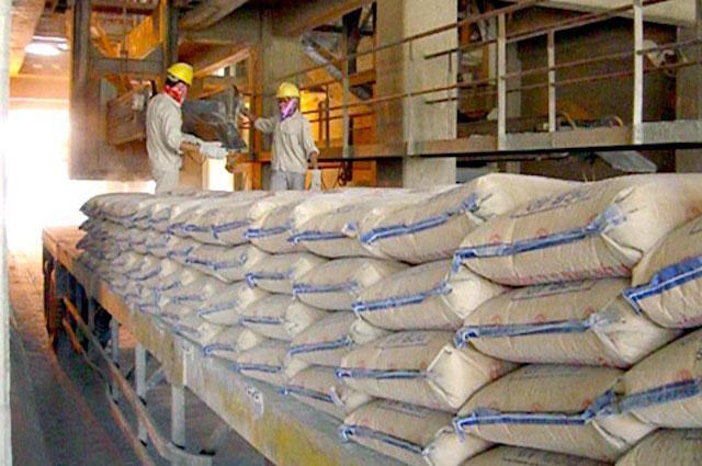 Doanh nghiệp sản xuất xi măng trong nước đã điều chỉnh tăng giá 30.000-40.000 đồng/tấn sản phẩm trong tháng này.