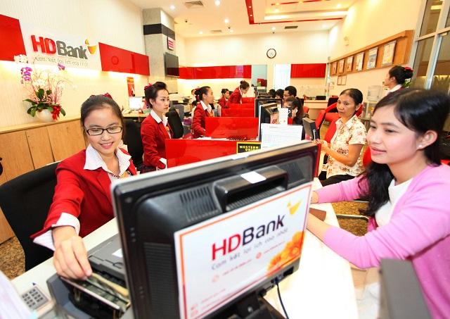 Lợi nhuận HDBank đạt trên 2.100 tỷ đồng, tăng 68% trong quý I