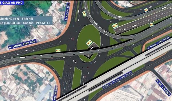 TP HCM làm 2 dự án kết nối vùng hơn 12.000 tỷ đồng