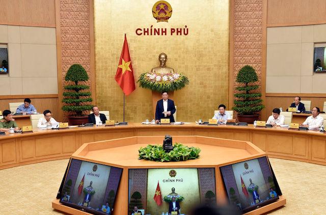 Thủ tướng Phạm Minh Chính lãnh đạo, quản lý toàn diện mọi hoạt động thuộc chức năng, nhiệm vụ, quyền hạn của Chính phủ.