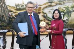 Đại sứ Phần Lan: Doanh nghiệp Phần Lan quan tâm đến nhiều dự án đầu tư ở Đồng Nai
