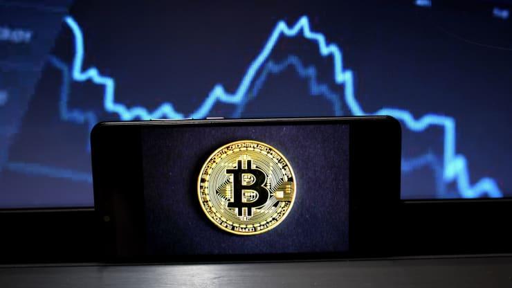 Bitcoin mất mốc 50.000 USD, vốn hóa thị trường tiền điện tử 'bốc hơi' hơn 260 tỷ USD