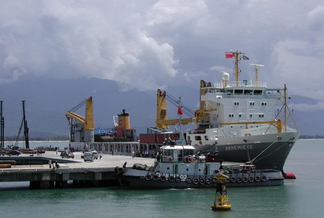 Chân Mây - Lăng Cô được định hướng trở thành trung tâm logistics khu vực.
