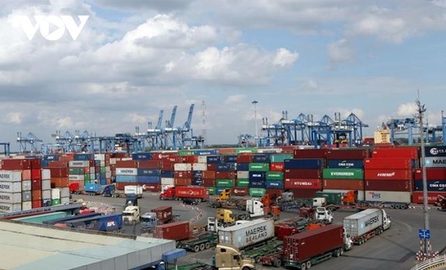 Thiếu container khiến doanh nghiệp xuất khẩu ở TP HCM khó khăn