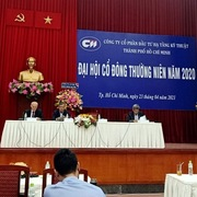 Ông Lê Quốc Bình: 'Ai vừa đảm bảo trả nợ, tích lũy đầu tư, vừa chia hết cổ tức tiền thì điều hành CII thay tôi'