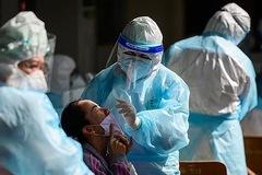 Thái Lan ghi nhận số ca nhiễm mới tăng cao chưa từng thấy