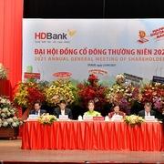 Họp ĐHCĐ HDBank: Thu phí bancassurance dự kiến 1.000 tỷ đồng, chưa vội ký hợp đồng độc quyền