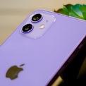 <p> Việc ra mắt phiên bản màu tím nâng tổng số màu của iPhone 12 và 12 mini lên 6, các màu cũ gồm trắng, đen, xanh dương, xanh lá và đỏ. Sản phẩm dự kiến lên kệ tại Việt Nam trong tháng 6 với giá từ 20-21 triệu đồng (tùy từng hệ thống bán lẻ) tương tự các màu sắc khác. Ảnh: <em>Engadget.</em></p>