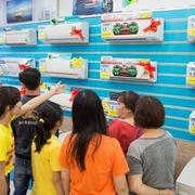 Phụ nữ trong độ tuổi 35-54 tăng mua sắm thiết bị điện tử, điện máy