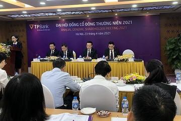Họp ĐHĐCĐ TPBank: Kế hoạch lãi trước thuế 5.800 tỷ đồng, chào bán riêng lẻ 100 triệu cổ phiếu