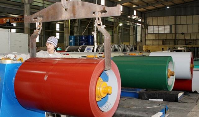 Áp thuế chống bán phá giá tôn màu, nhôm xuất xứ Trung Quốc