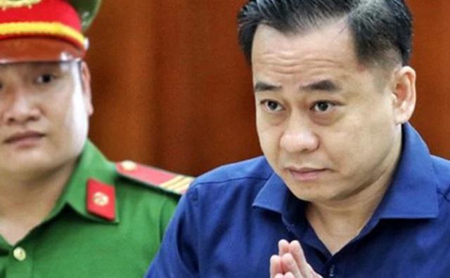"""Phan Văn Anh Vũ, nguyên Chủ tịch HĐQT Cty Cổ phần xây dựng Bắc Nam 79 bị đề nghị truy tố về tội """"Đưa hối lộ""""."""