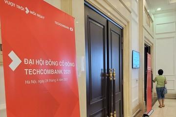 Họp ĐHCĐ Techcombank: Tiếp tục không chia cổ tức, mục tiêu vốn hóa 20 tỷ USD năm 2025